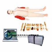 高级心肺复苏与创伤训练模拟人