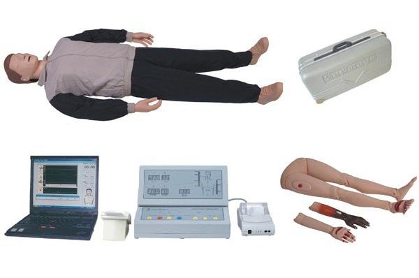 CPR400S-C高级自动电脑心肺复苏模拟人(IC卡管理软件)