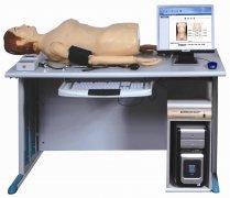 高智能数字网络化体格检查教学系统(腹部触听诊、血压测量二合一功