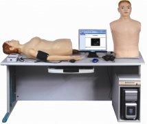 智能网络化体格检查教学系统(心肺、腹部听触诊、血压测量)