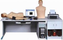 智能数字化体格检查教学系统(心肺、腹部听触诊、血压测量)