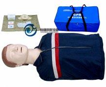 简易型半身心肺复苏训练模拟人